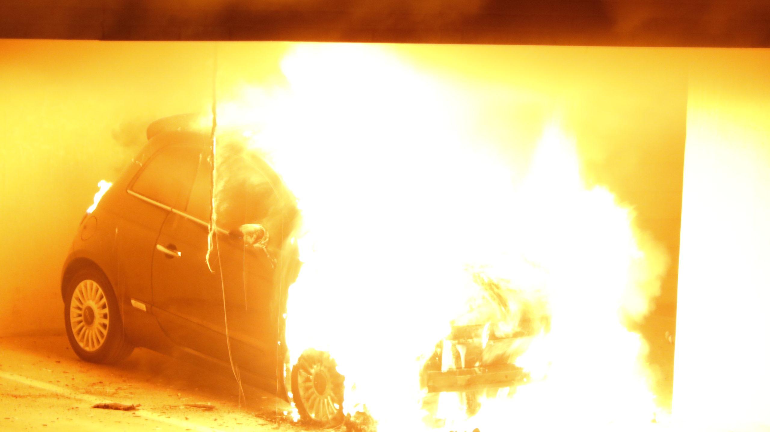Opnieuw aanhouding in onderzoek naar autobranden.