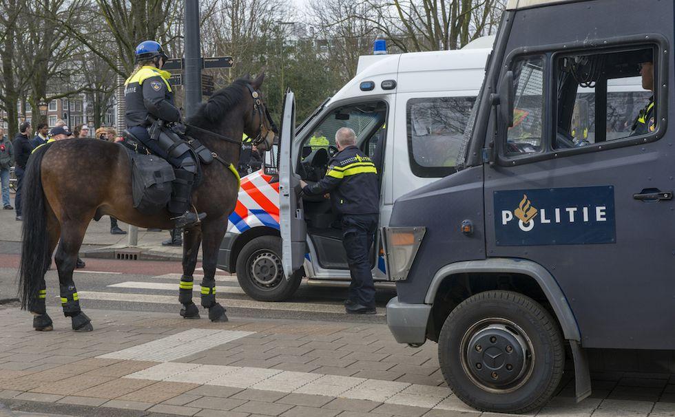 """Politievakbond: """"we raken de grip op de samenleving kwijt""""."""