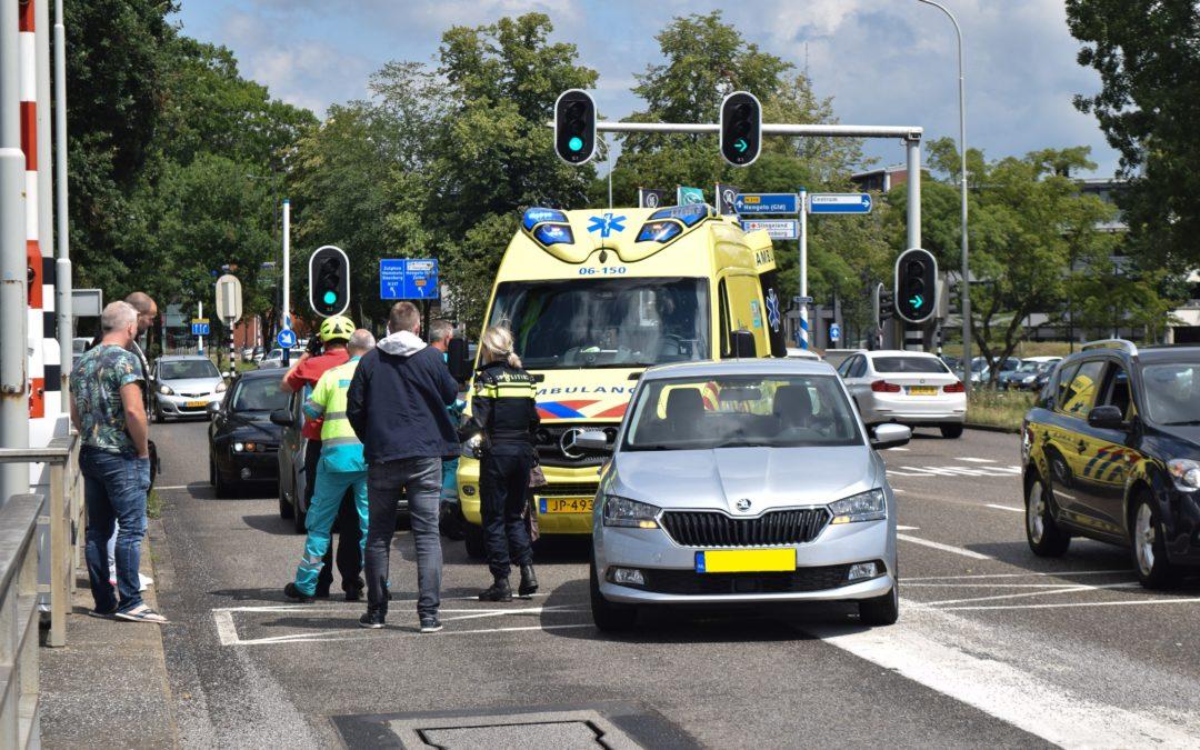 Man op speed pedelec gewond na ongeval