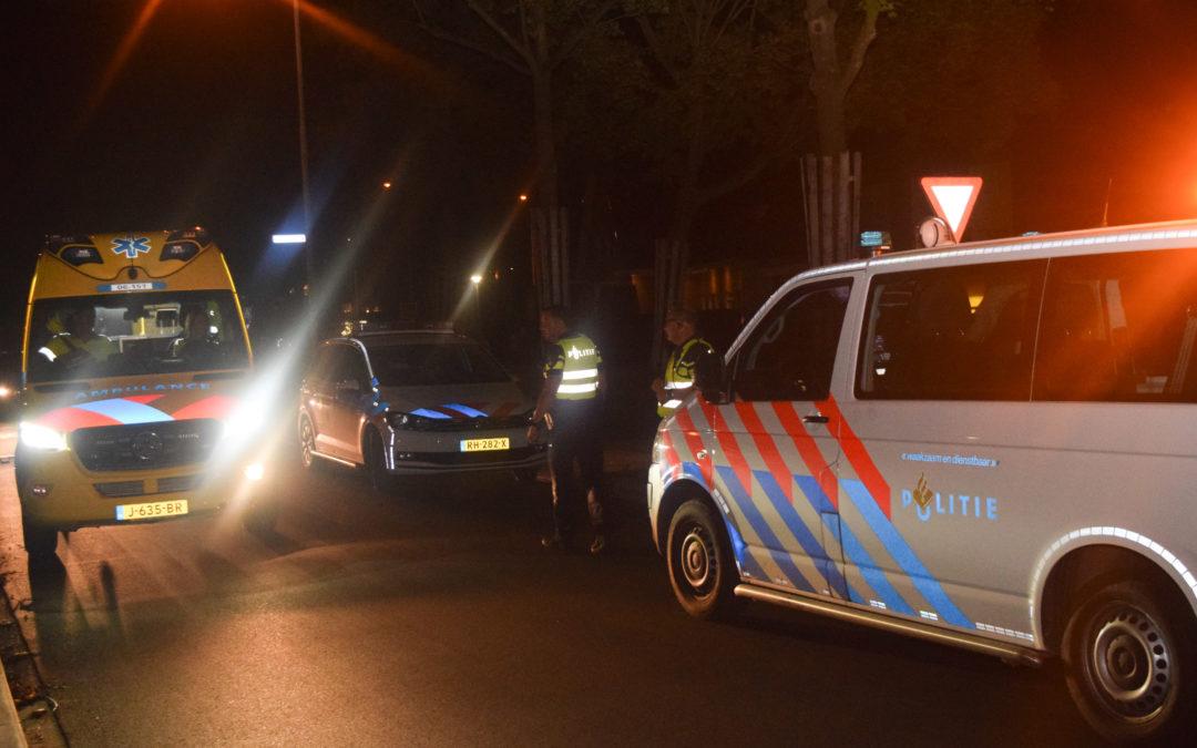Scooterrijder aangehouden na vluchten van plaats ongeval
