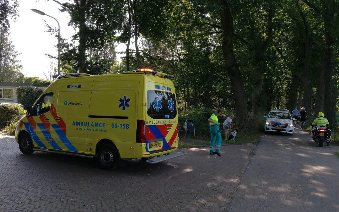 Drukte bij politie en ambulance. Melding schietincident, persoon met mogelijke hartaanval en een mishandeling