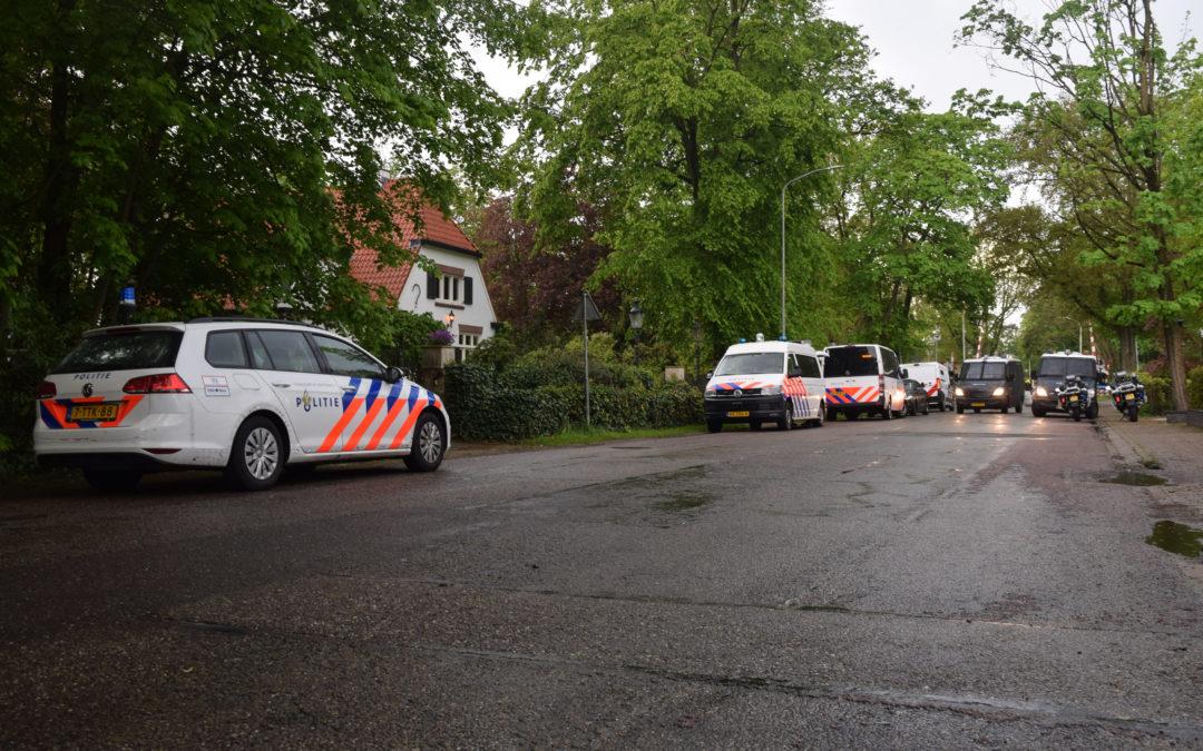 Noodverordening rond wedstrijd De Graafschap na grote rellen van afgelopen woensdag, angstige stilte in de wijk