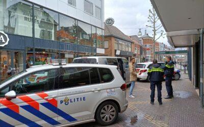 Politie houdt drie tieners aan na overval op telefoonwinkel in het centrum van Doetinchem