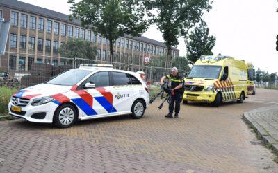 Oudere vrouw komt ten val en loopt aangezichtsletsel op nabij de Oude IJssel te Doetinchem
