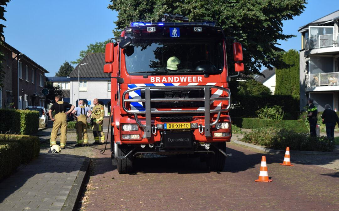 Stofzuiger vliegt in brand in woning te Hengelo (Gld.), bewoonster ongedeerd