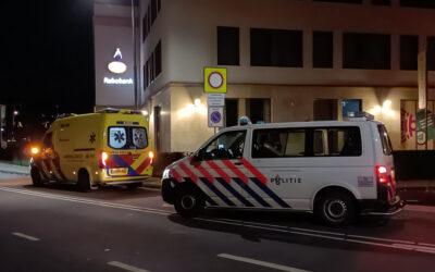 Voetganger raakt gewond bij val in Doetinchem